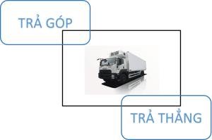 Lợi ích & ưu điểm khi mua xe tải trả góp qua ngân hàng